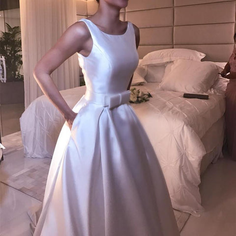Image of Bow-Wedding-Dresses