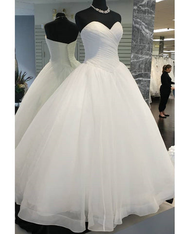 Image of Ball Gowns Wedding Dresses