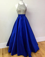 Load image into Gallery viewer, Royal-Blue-Evening-Dress