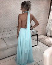 Afbeelding in Gallery-weergave laden, Backless-Bridesmaid-Gowns