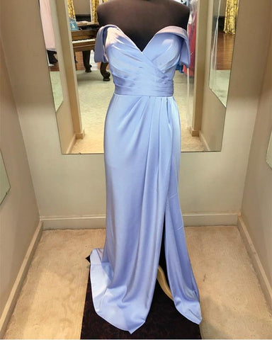 Image of Prom-Dresses-Blue