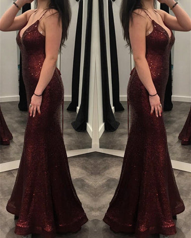 Sexy Mermaid Prom Dresses 2020