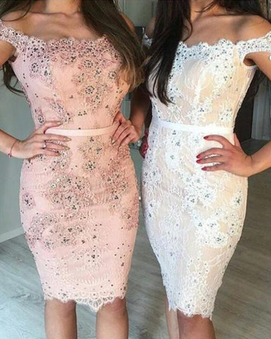Image of Bodycon Homecoming Dresses