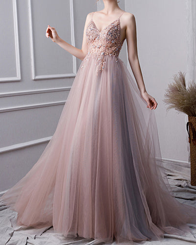 Tulle Prom Dresses 2020