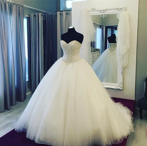 Image of Luxurious Wedding Dresses