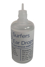3 Bottles of Surfers Ear Drops - Dry and Clean your Ears After Surfing to Prevent Infection and Discomfort