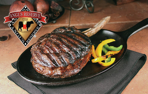 4/16 oz. Angus Reserve Frenched Rib Steaks