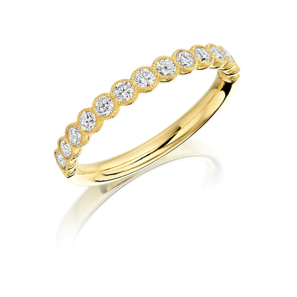Cup Set Eternity Band