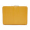 Maria Large Zip Case Mustard