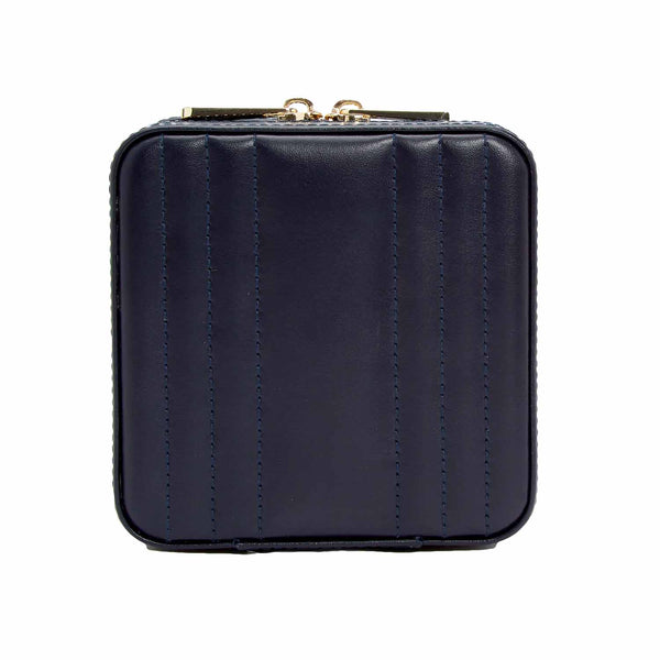 Maria Small Zip Case Navy