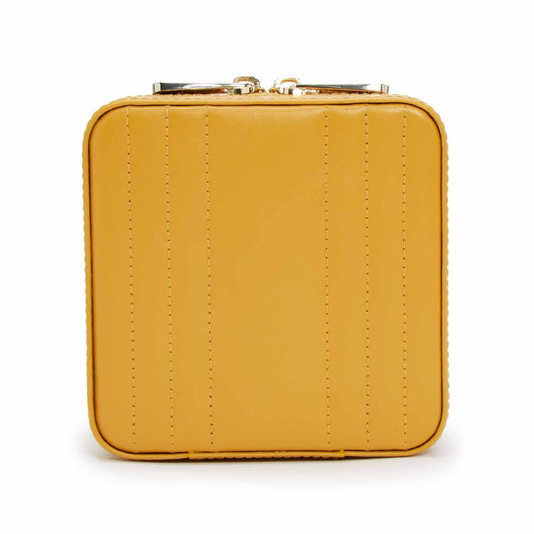 Maria Small Zip Case Mustard