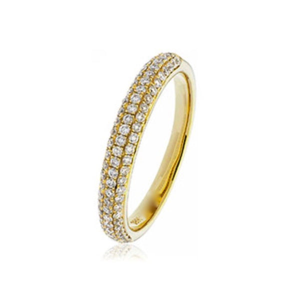 Comet Diamond Band