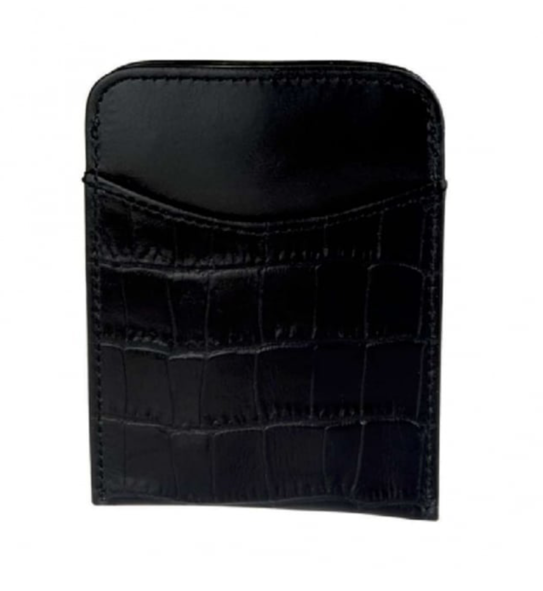 Jos Von Arx Evening Wallet -Black