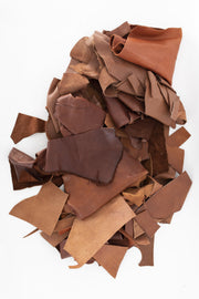 Large Scrap Pack- #4 Medium Browns