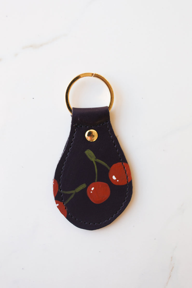 Key Fobs-Painted by Laura Supnik