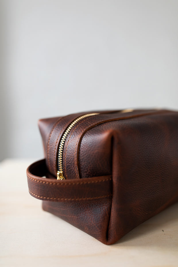 Dopp Kits-Saddle