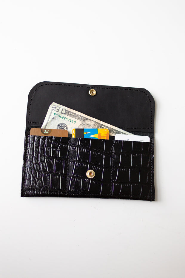 Snap Wallet-Croco
