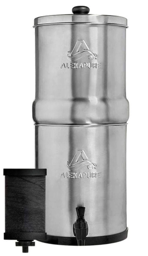 Alexapure Pro Water Filtration System - SFG Wellness | My Patriot Supply