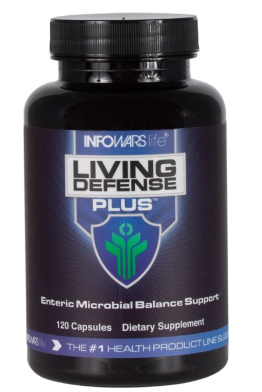 Living Defense Plus - SFG Wellness | Infowars Store