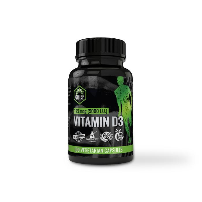Vitamin D3 - SFG Wellness | Health Ranger Store