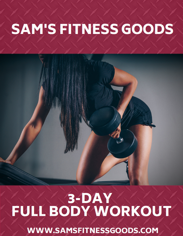 Workouts - Sam's Fitness Goods