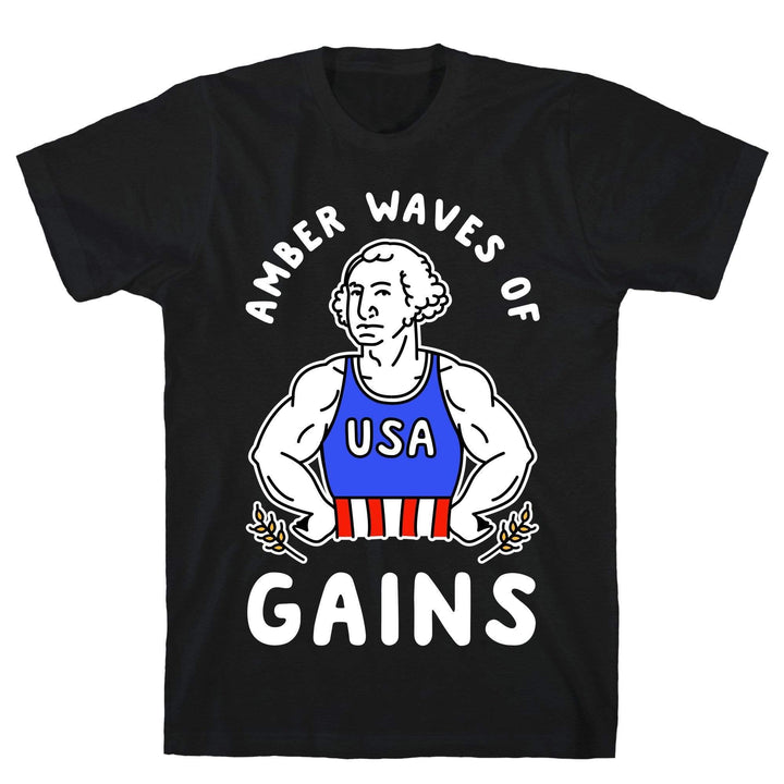 Amber Waves Of Gains - Sam's Fitness Goods