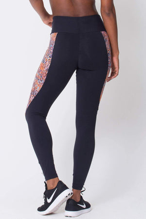 Animal Print Active Graphic Legging - Sam's Fitness Goods