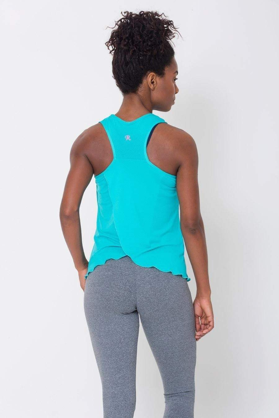Atoll Crossover Back Tank - Sam's Fitness Goods