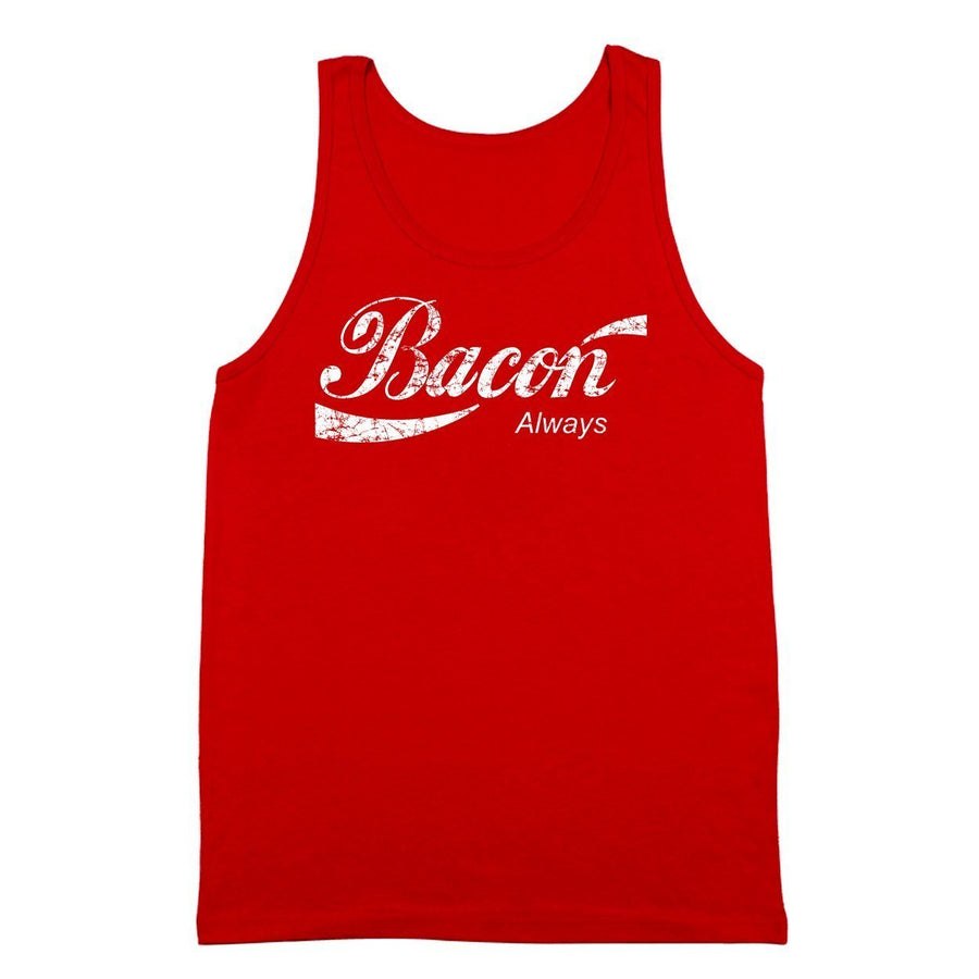 Bacon Always Tank Top - Sam's Fitness Goods