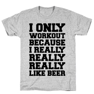 Beer Workout - Sam's Fitness Goods