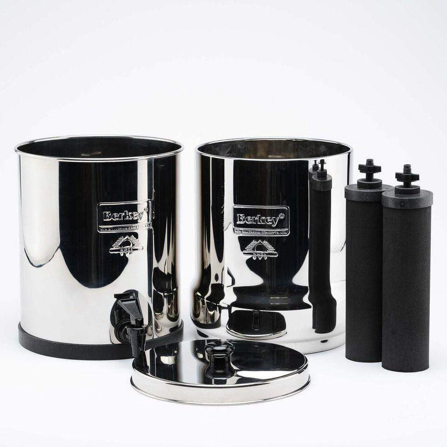 Big Berkey System (2.25 gal) - Sam's Fitness Goods