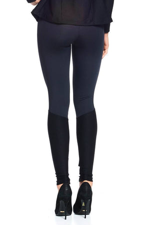 Black Back in Action Legging - Sam's Fitness Goods