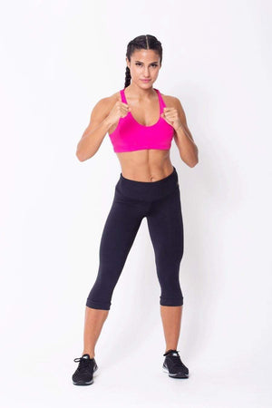 Black Capri - Sam's Fitness Goods