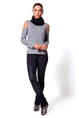 Black Dancing Legging - Sam's Fitness Goods