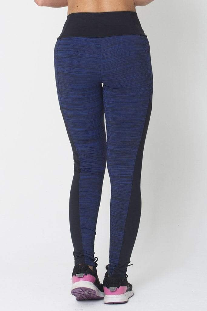 Blue Keep Balance Legging - Sam's Fitness Goods
