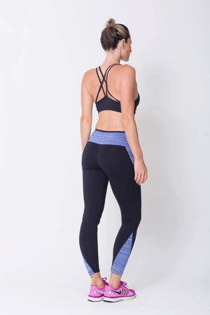 Blue	Superflex Leggings - Sam's Fitness Goods
