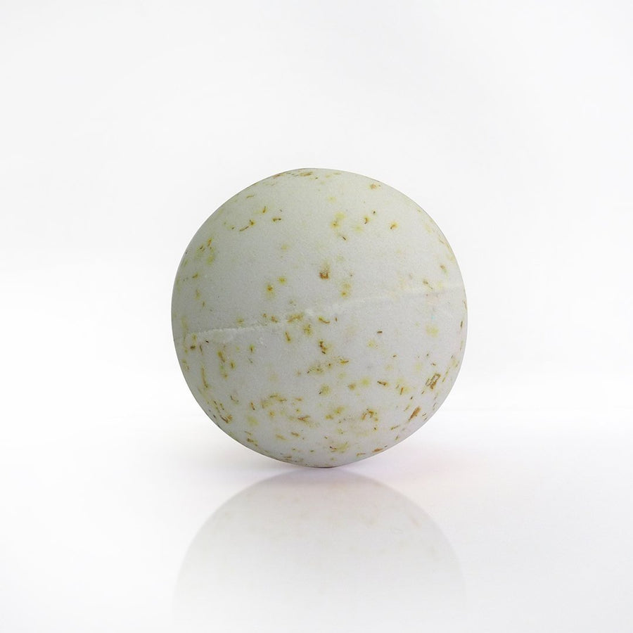 Chamomile Fizzy Bath Bomb - Sam's Fitness Goods