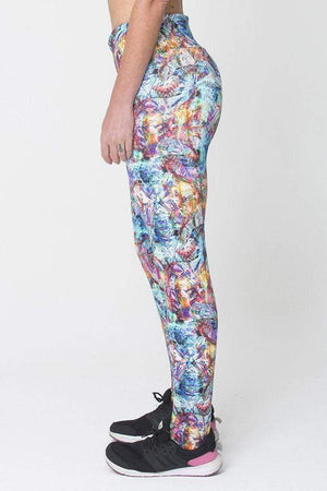 Corals Legging - Sam's Fitness Goods