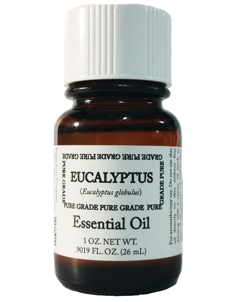 EUCALYPTUS ESSENTIAL OIL - Sam's Fitness Goods