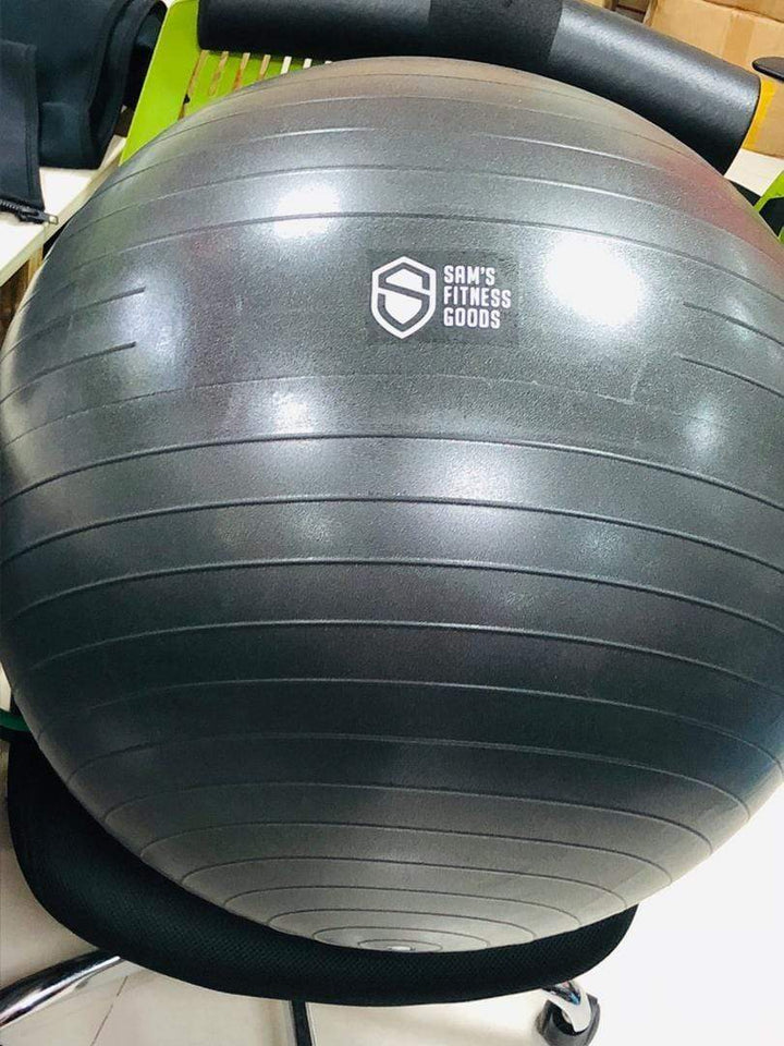 Exercise Ball - Sam's Fitness Goods