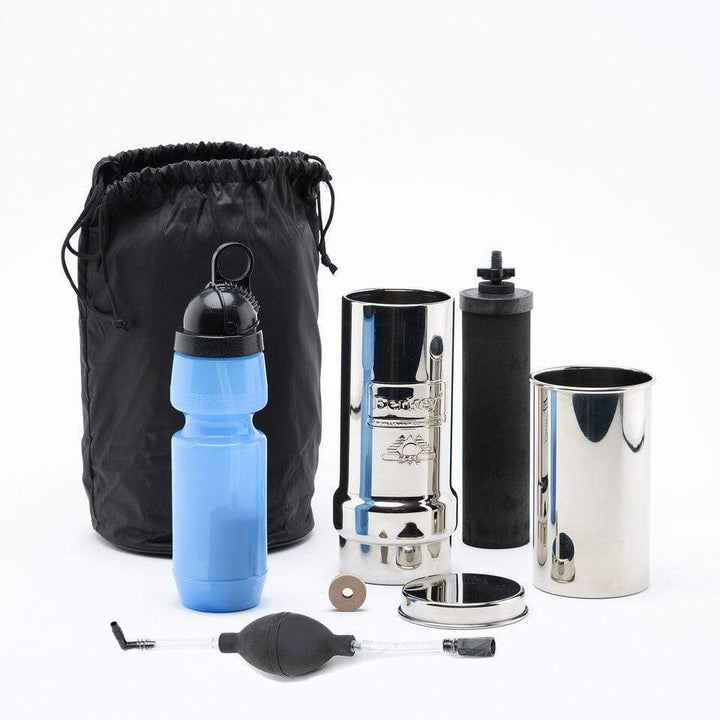 Go Berkey System (1 quart) - SFG Wellness