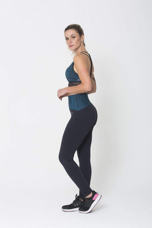 Green Waist Legging - Sam's Fitness Goods