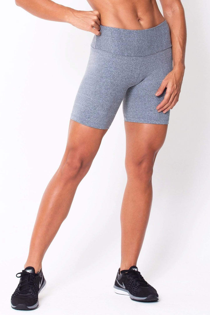 Heather Grey Dream Shorts - Sam's Fitness Goods