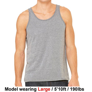 Italian Stallion Tank Top - Sam's Fitness Goods
