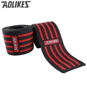 Lifting Knee Wraps - Sam's Fitness Goods