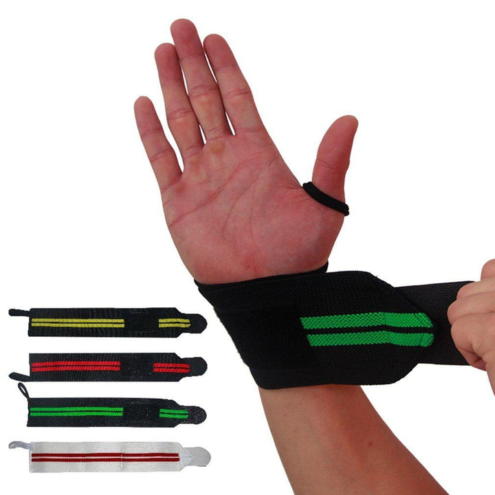 Lifting Wrist Wraps - Sam's Fitness Goods
