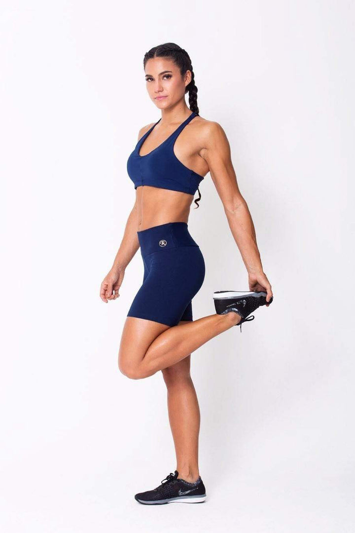 Navy Dream Shorts - SFG Wellness