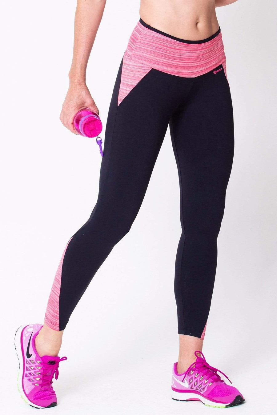 Pink	Superflex Leggings - Sam's Fitness Goods