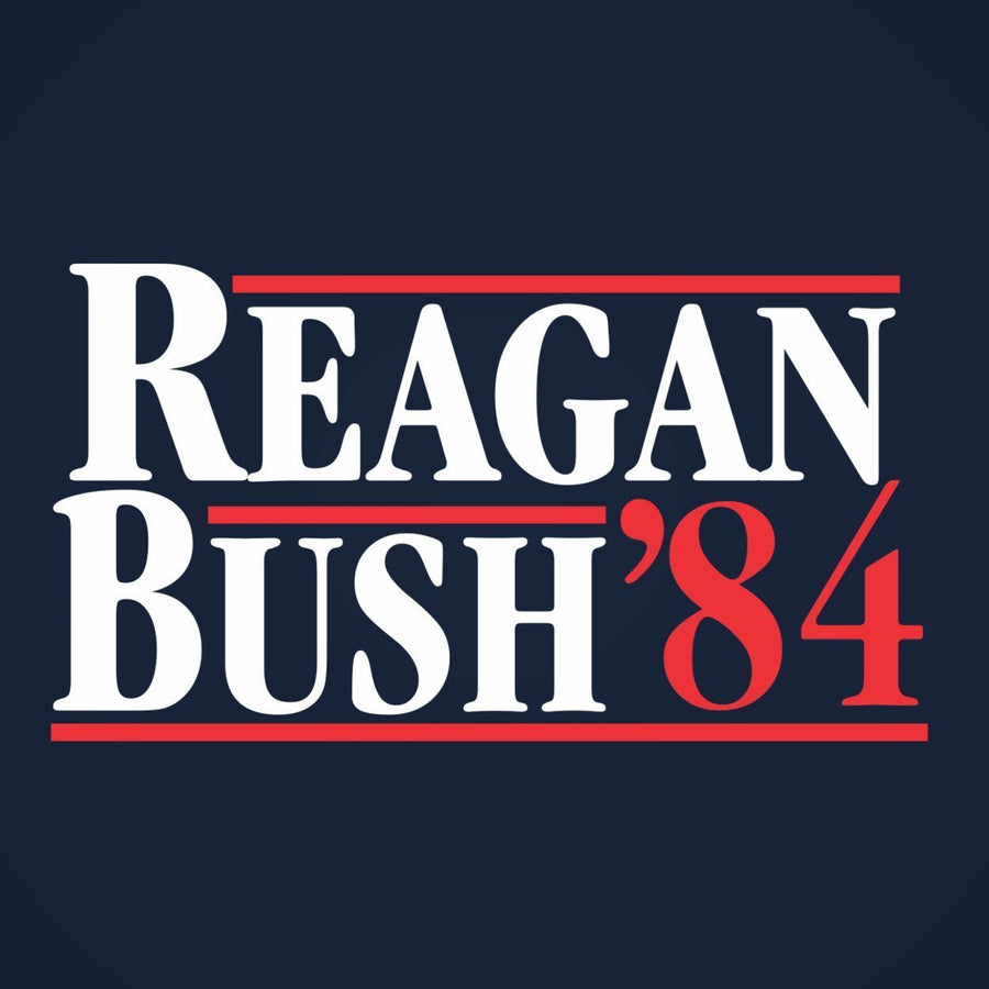 Reagan Bush 84 Tank Top - Sam's Fitness Goods