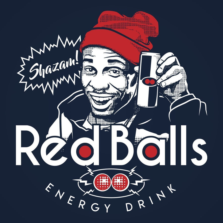 Red Balls Drink Tank Top - Sam's Fitness Goods
